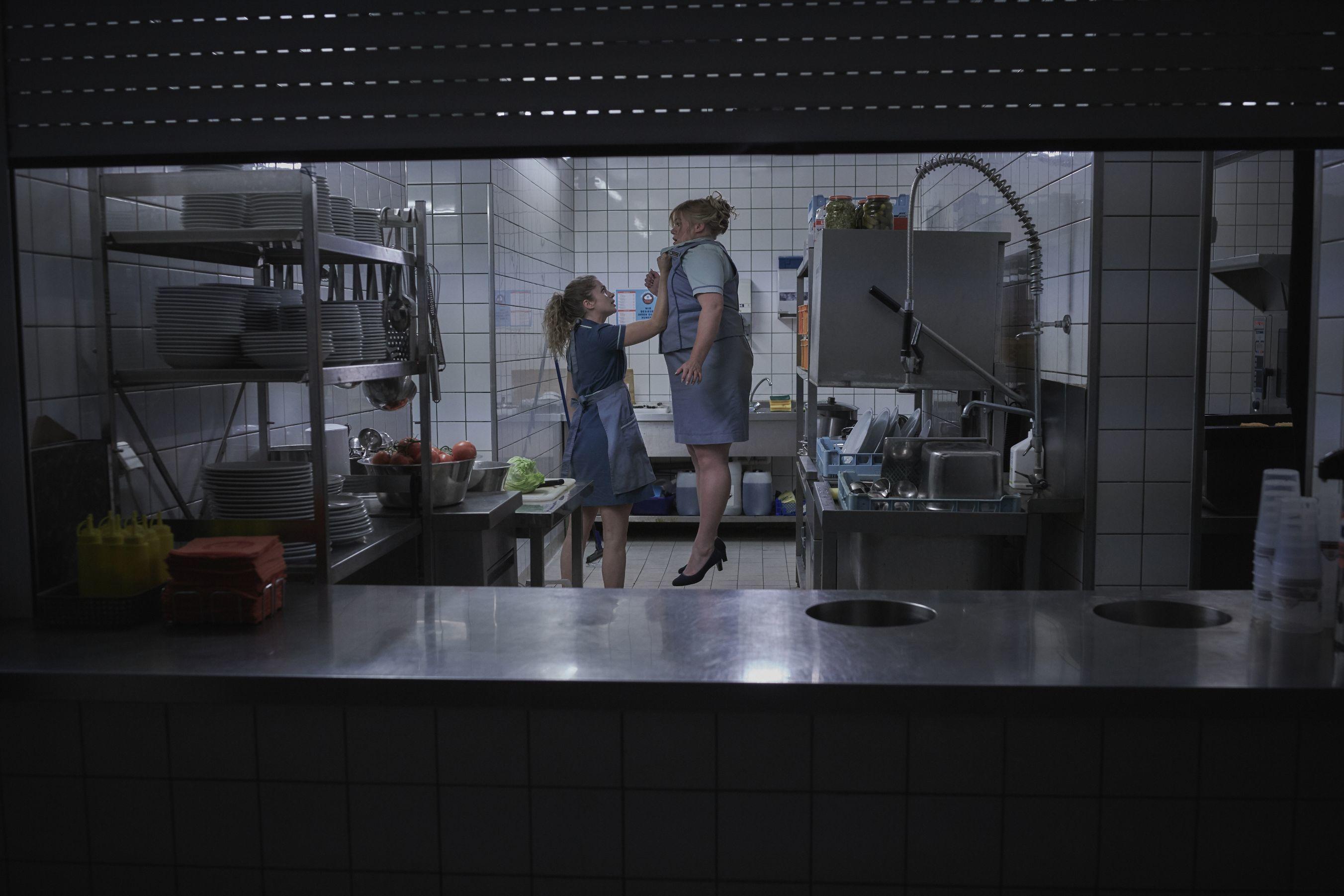 Netflix映画『ママは世直しヒーロー』