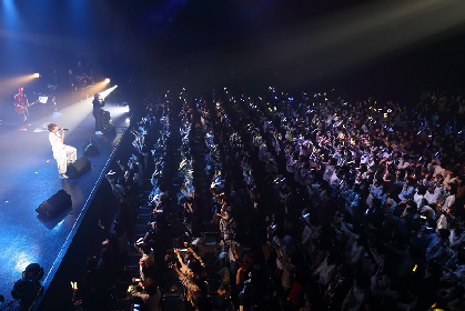 夏代孝明、Eve、ゆりん、kainでコラボも 『なついぶ!』Zepp Tokyo公演をレポート
