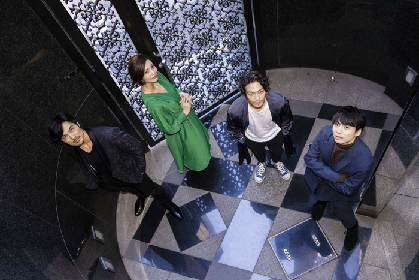 須賀貴匡、宮崎秋人、壮一帆、池田努が『冬の時代』出演に向けて意気込みを語る