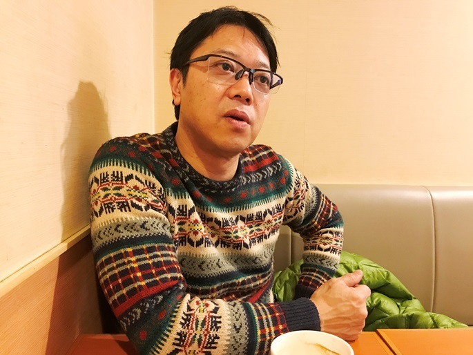 土田英生(MONO)