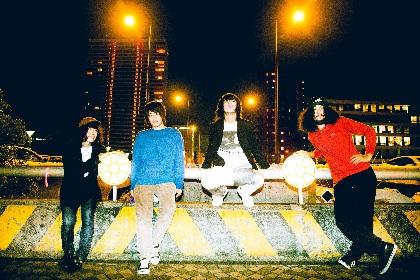teto「バンドを組む前の夢見る小池少年が良いなと思ってた1stアルバム」ーー現在のtetoの魅力全てが詰まってる