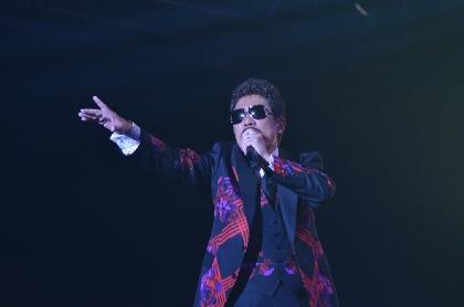 「アニソン界の大型新人」鈴木雅之がデビュー39年目にして初のアニメフェスに登場 1万3千人を前に新曲&「め組のひと」を熱唱