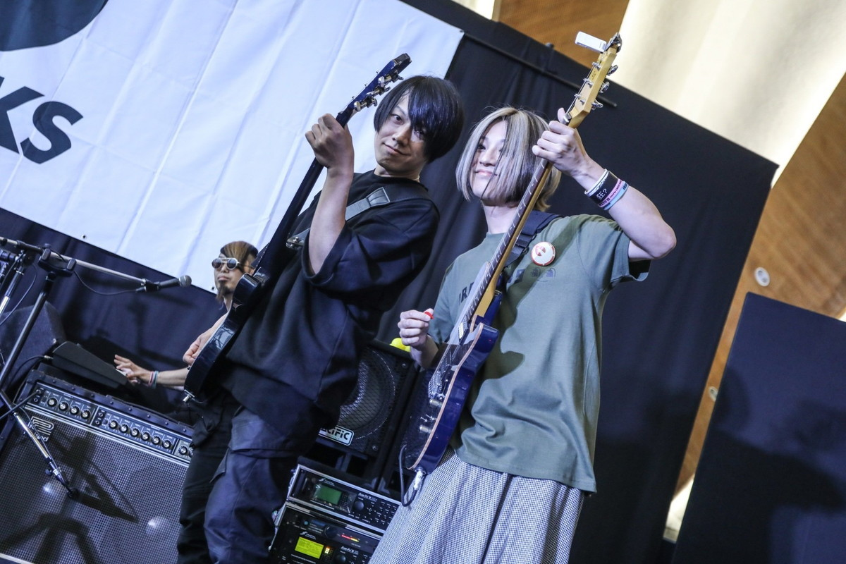 I ROCKS 2019スペシャルバンド Photo by 鈴木公平
