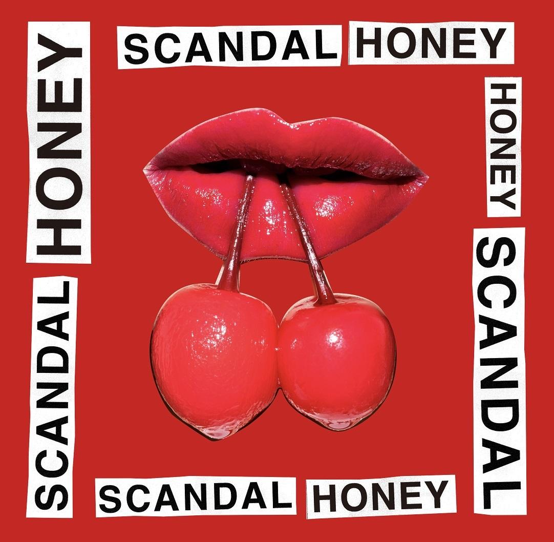 SCANDAL『HONEY』完全生産限定盤