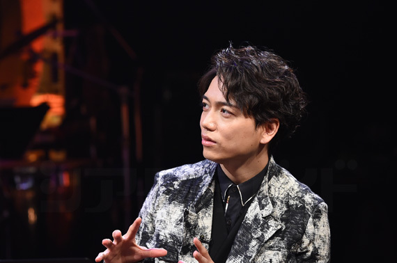 "BS-TBS「Sound Inn ""S""」 3 山崎育三郎"