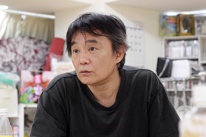 東憲司 (撮影:いまいこういち)