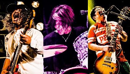 サンボマスター初のトリビュートアルバムにマイヘア、モンパチ、ヤバT、山口一郎、参加アーティスト第三弾発表