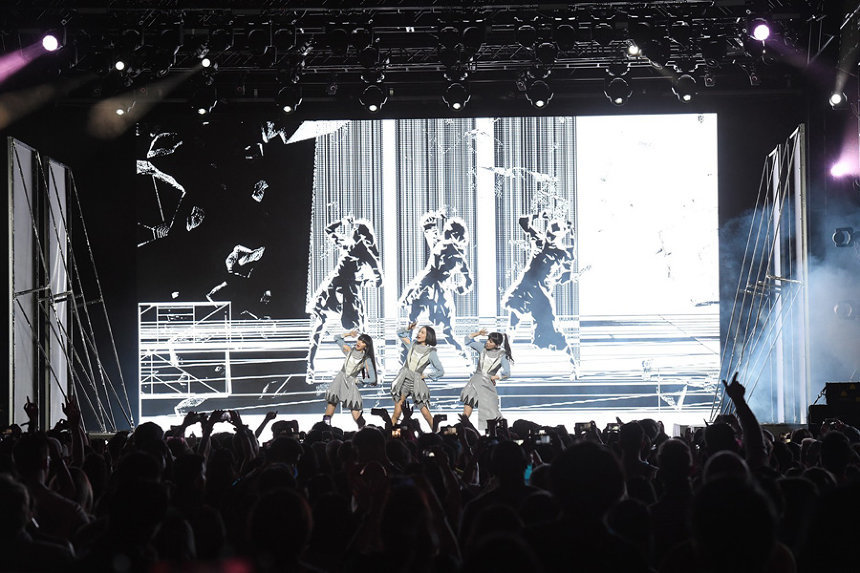 Perfumeの『コーチェラ』ライブ映像を配信