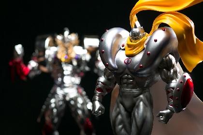 キン肉マン、完璧超人始祖の第二弾フィギュア予約開始 シルバーマンは2タイプで登場