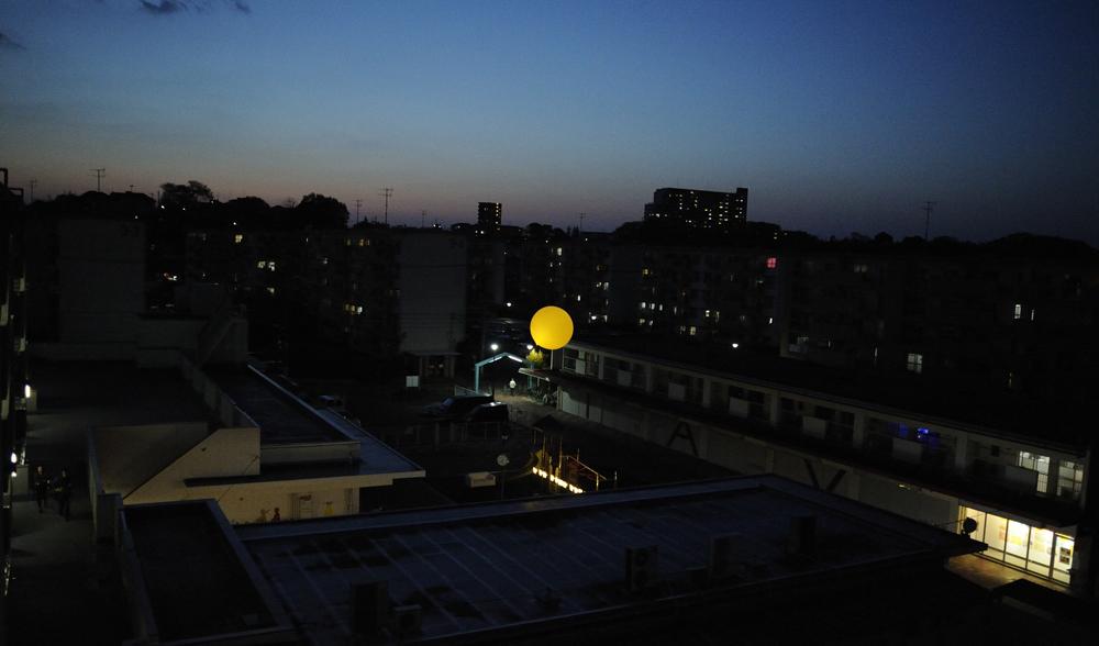 北澤 潤《サンセルフホテル》photo by Yuji Ito(参考画像)