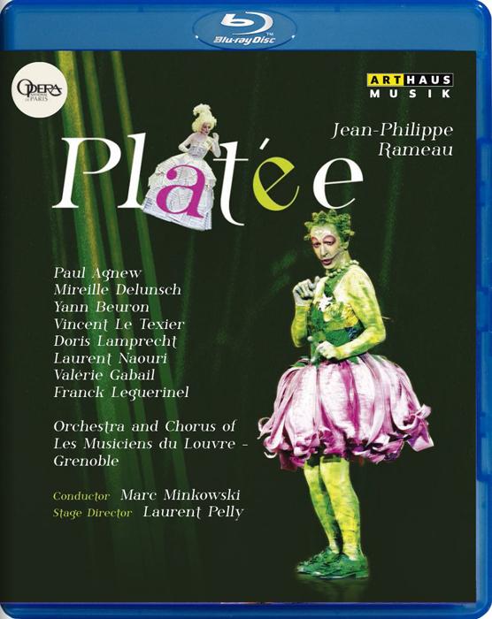 ラモー: 歌劇『プラテー』[Blu-ray]