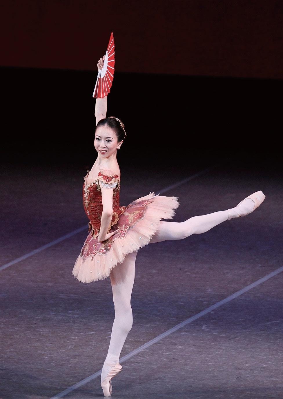 瀬戸秀美「Ballet for the Future」公演より