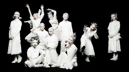 GANG PARADE、『PARADE GOES ON TOUR』ツアーファイナル・中野サンプラザ公演をフジテレビTWOで初の完全生中継