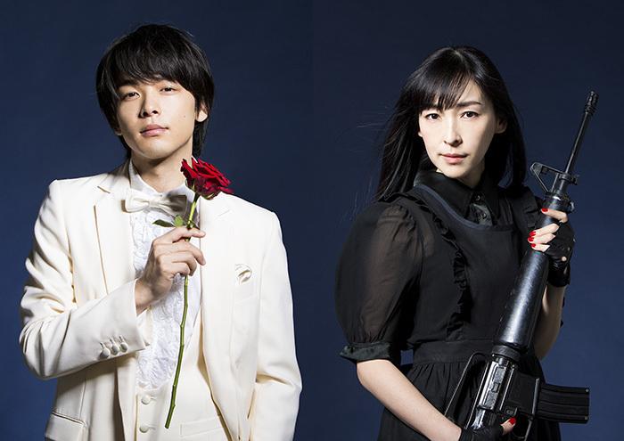 (左から)中村倫也、麻生久美子