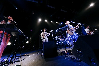 緑黄色社会、バンド史上最大規模のワンマンツアーを11月より開催決定