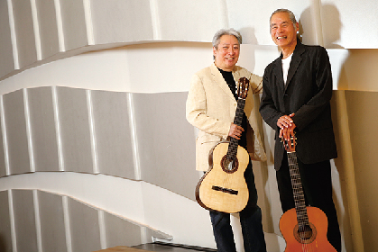 荘村清志(ギター) × 福田進一(ギター)