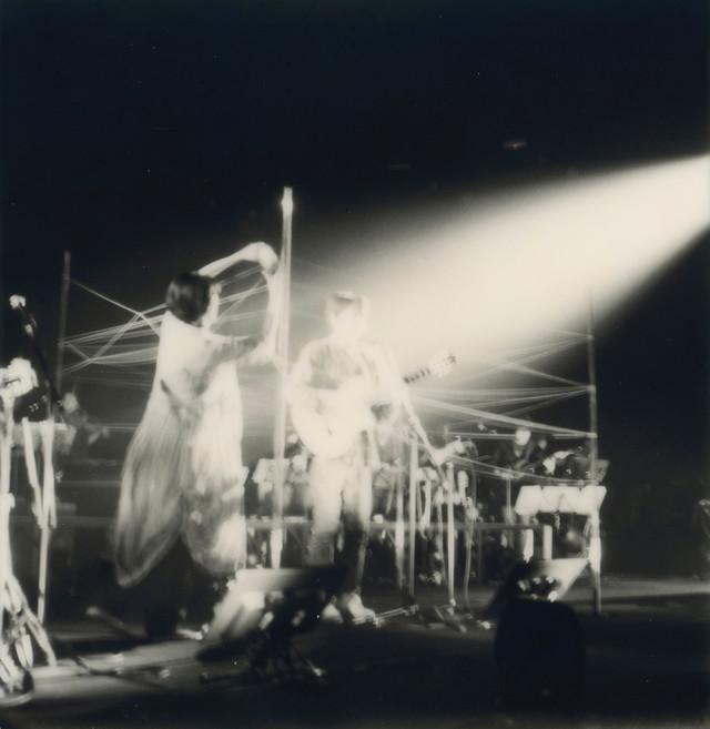 「春の空気に虹をかけ」東京・東京国際フォーラム・ホールA公演の様子。(撮影・奥山由之)