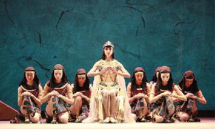 """「""""完璧""""を見てほしい」Kバレエカンパニー新作『クレオパトラ』開幕"""