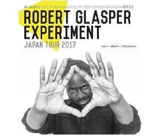 ロバート・グラスパー・エクスペリメント 来日ツアーメンバーを発表