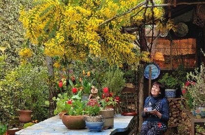 『ベニシアさんの手づくり暮らし展』が、松屋銀座で開催 工夫に満ちた手作りの暮らしを紹介