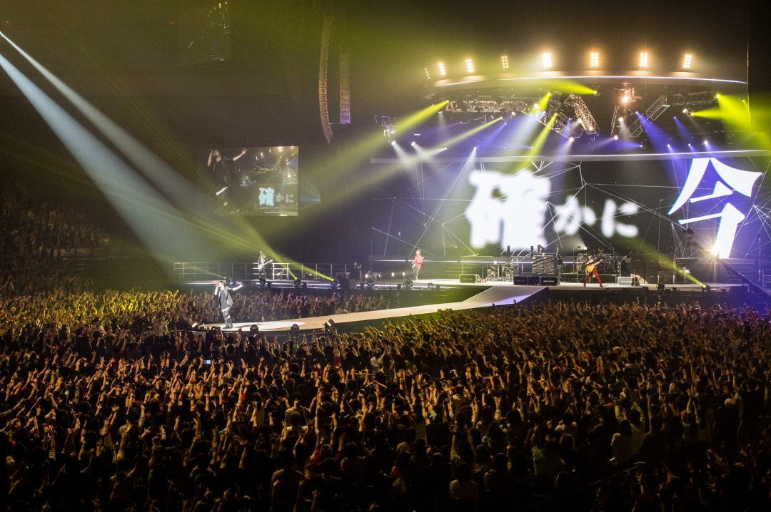 "GLAY ARENA TOUR 2017""SUMMERDELICS"" さいたまスーパーアリーナ公演2日目"
