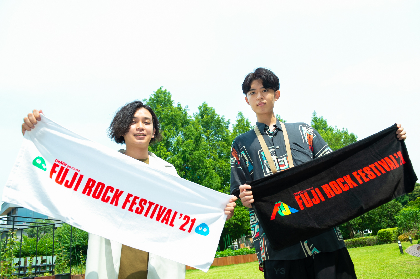 『FUJI ROCK FESTIVAL'21』オフィシャルグッズを私服とコーディネートしてみた