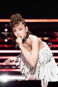 安室奈美恵、台湾最後のライブに2万2千人が集結 引退を惜しまれつつアジアツアーファイナル公演に幕