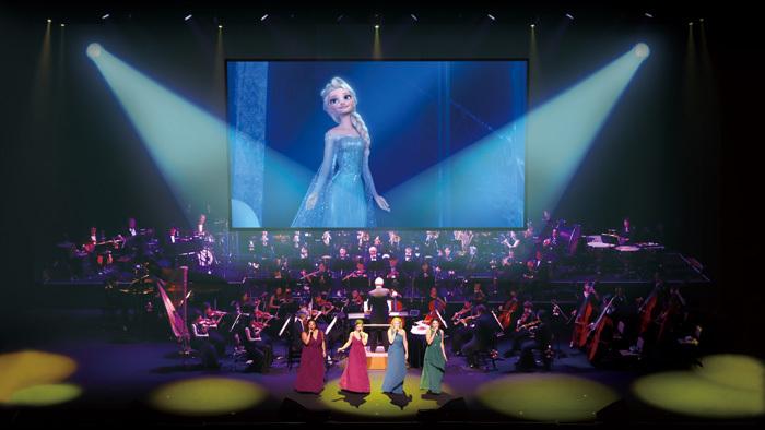 Presentation licensed by Disney Concerts. (C)️Disney ※写真はイメージです