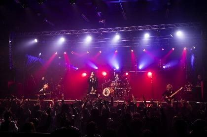 MUCC、ミオヤマザキ、首振りDollsら共演『BARKUP FUKUOKA Presents DREAM × PARADE vol.1』オフィシャルレポ
