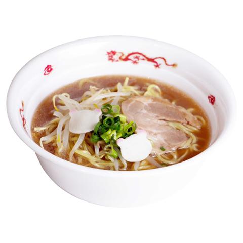 ぎゅ~っとポンタのポンコツラーメン ~牛骨スープが隠し味の豚骨醤油味だよ~