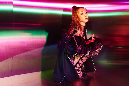 倖田來未、ニューアルバムの収録内容&新曲「RUN」のティザー映像&新ビジュアルを一挙公開