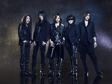 X JAPAN 20年ぶりのアナログ盤発売、映画『WE ARE X』サントラがアナログ盤化決定