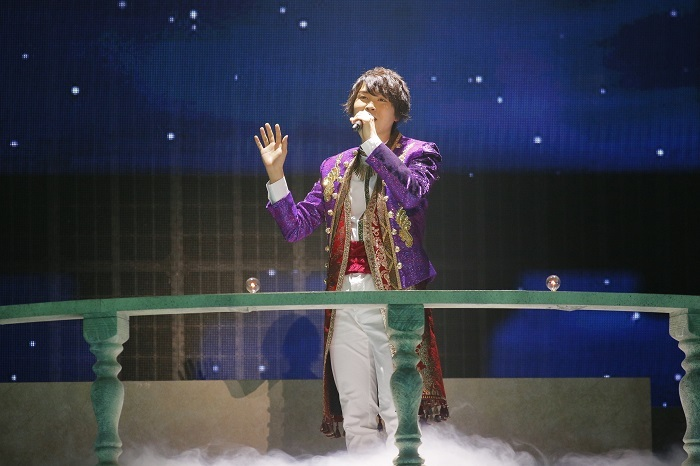 上村祐翔 Presentation licensed by Disney Concerts.(C)Disney