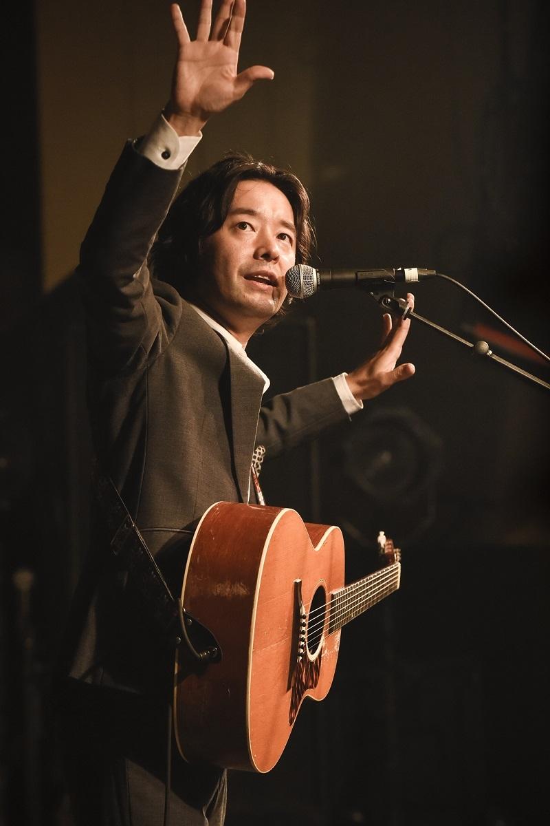 和田唱 撮影=釘野孝宏