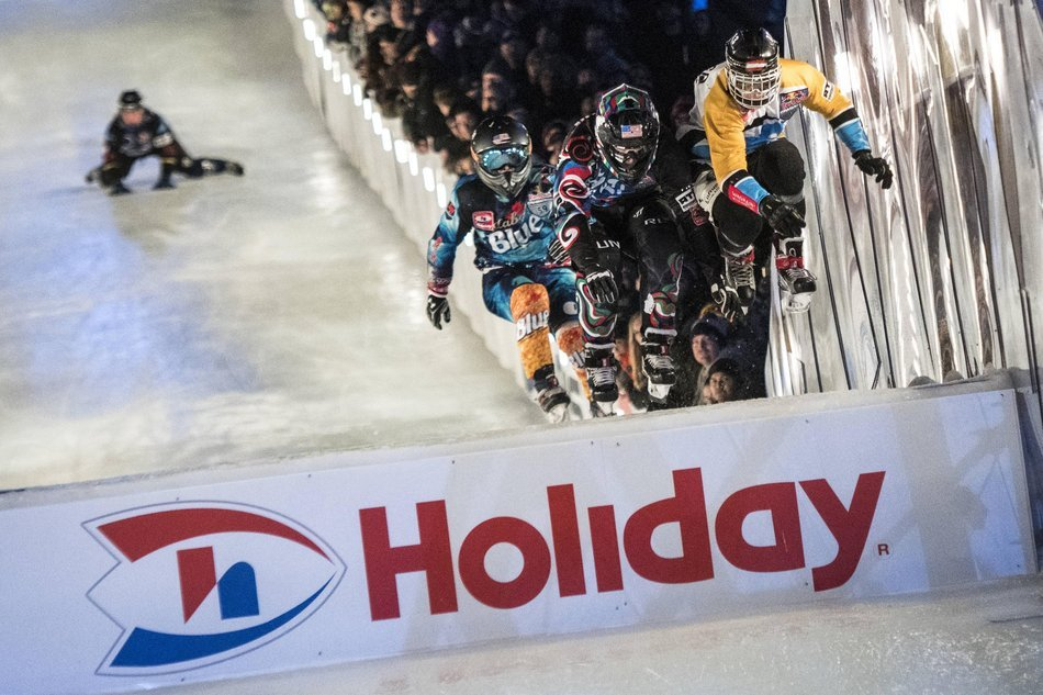 Red Bull Crashed Ice © RED BULL CONTENT POOL