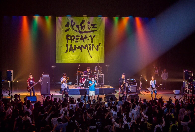 『北近江 FREAKY JAMMiN'』