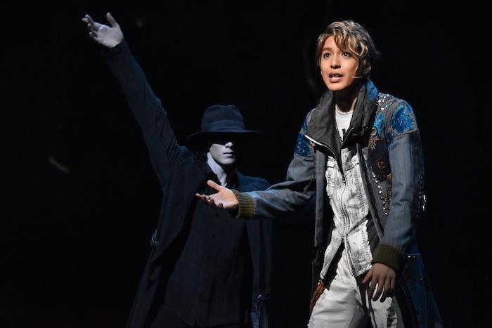 『ロミオ&ジュリエット』ゲネプロの様子