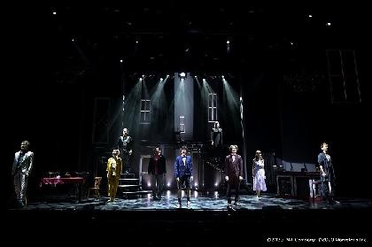 ミュージカル『眠れぬ森のオーバード』が開幕 原田優一、オレノグラフィティ、小柳心、鯨井康介らコメント&舞台写真が到着