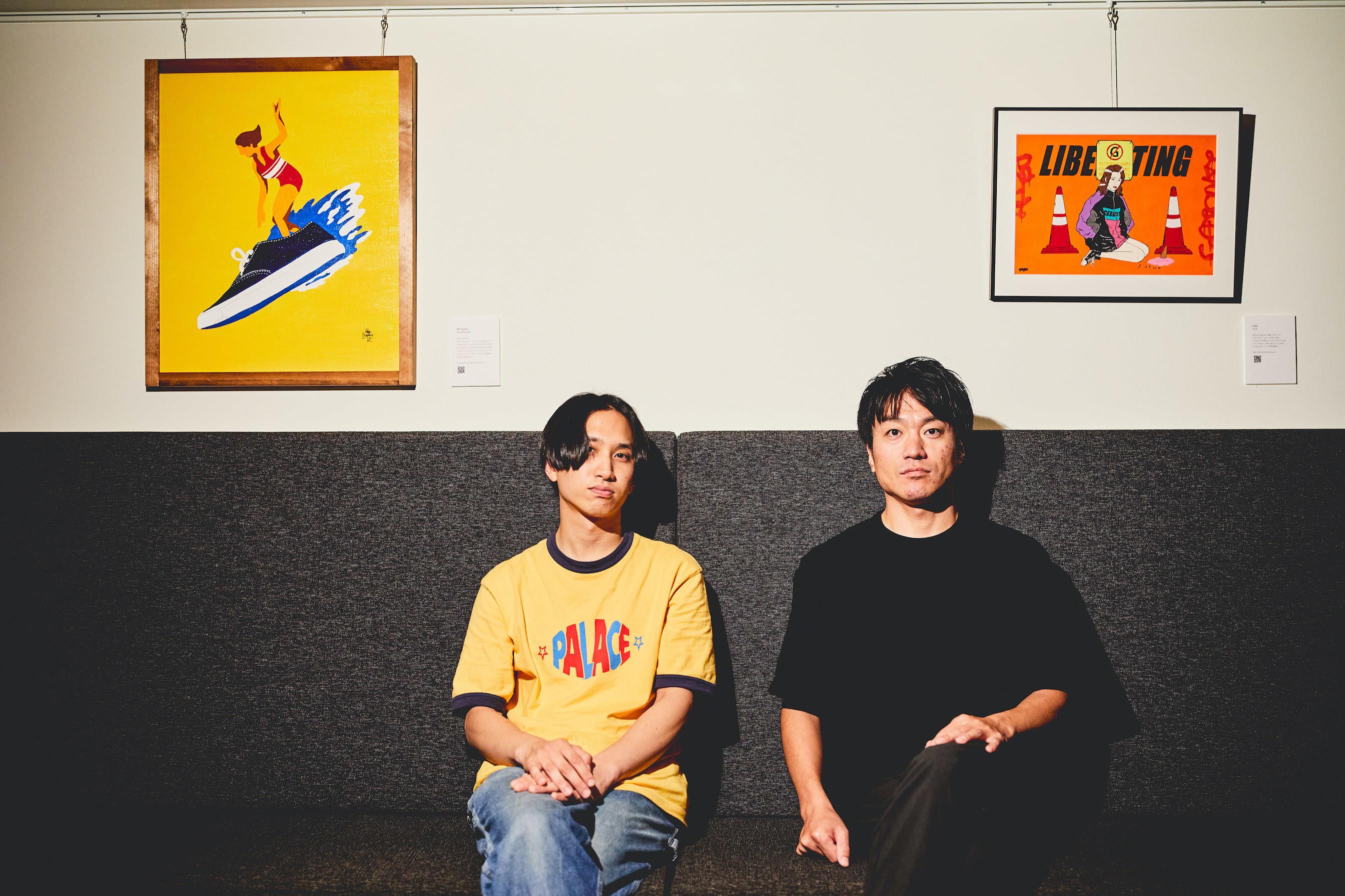 はっとり(マカロニえんぴつ)× 飯室大吾(FM802 DJ)