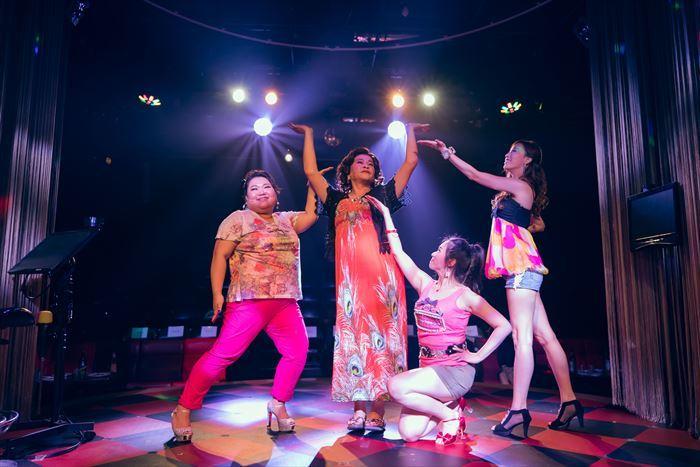 『最後の夜』台北での公演の様子