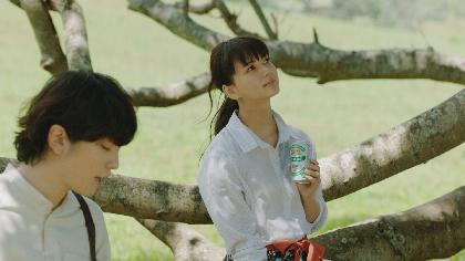 "SEKAI NO OWARI Fukase、ソロでTVCM初出演 多部未華子の""いいオフ""楽しめる雰囲気を演出"