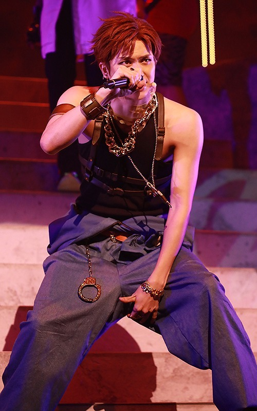 川上将大(雅邦善)  ©Paradox Live on Stage2021