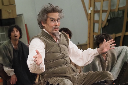 魂で演じる松本白鸚が観客の心を揺さぶる ミュージカル『ラ・マンチャの男』50周年、稽古場レポート