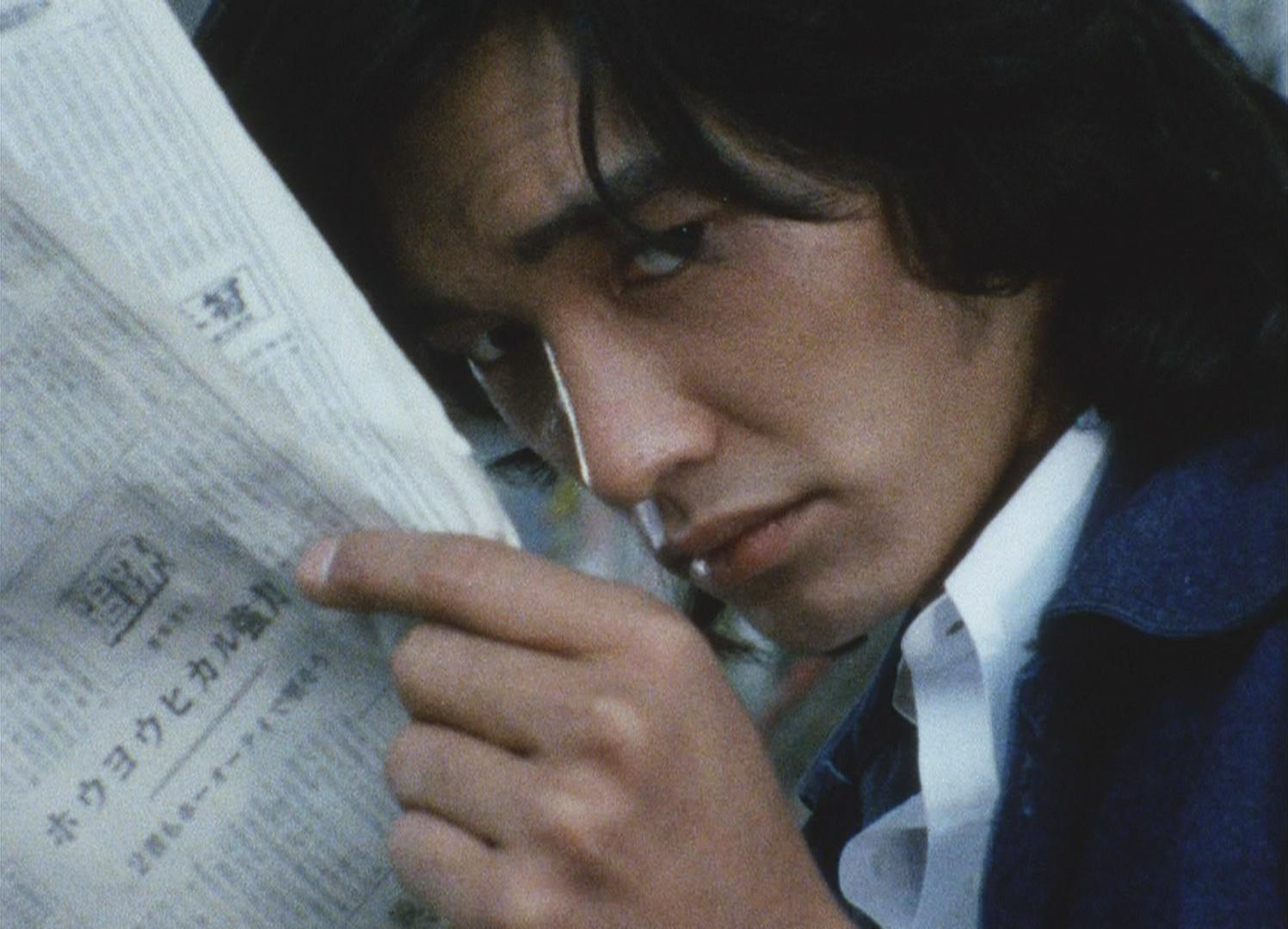 『太陽にほえろ!HDリマスター版』第1話より 萩原健一さん演じるマカロニ (C)東宝