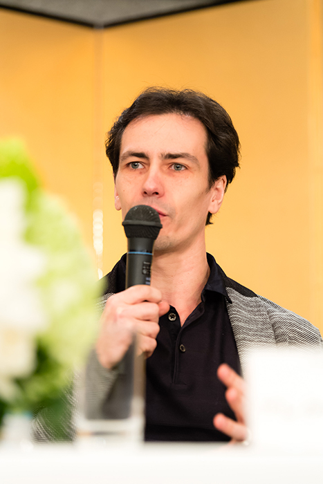 アレクサンドル・リアブコ ⒸYuji Namba