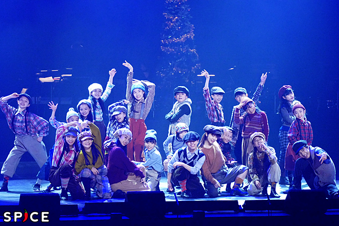 「Funky Jingle Bells!」 (©NTV)