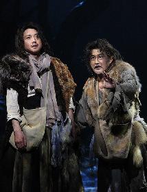 『アテネのタイモン』開幕を前に吉田鋼太郎&藤原竜也よりコメント到着