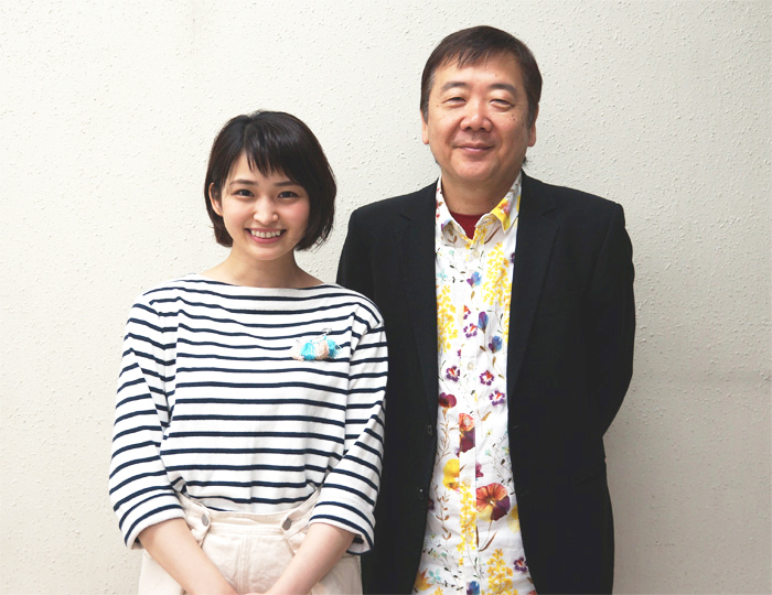 KOKAMI@network vol.14「イントレランスの祭」岡本玲 鴻上尚史  (撮影=こむらさき)