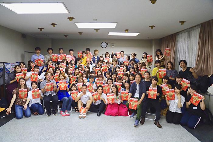 Seiren Musical Project第45弾『HIGH SCHOOL MUSICAL』の人々