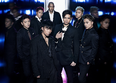 "GENERATIONS from EXILE TRIBE、元旦に初のベストアルバム発売決定 ""英語版""も同時発売"